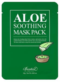 Benton | Aloe Soothing Mask Pack | Tuchmaske