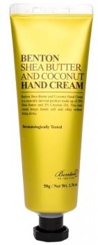 Benton | Shea Butter and Coconut Hand Cream