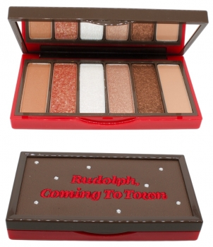 Etude House | Play Color Eyes Mini Palette Rudolph Holiday Edition