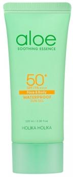 Holika Holika | Aloe Soothing Essence Waterproof Sun Gel