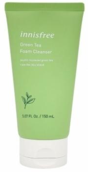 innisfree | Green Tea Foam Cleanser | Waschgel