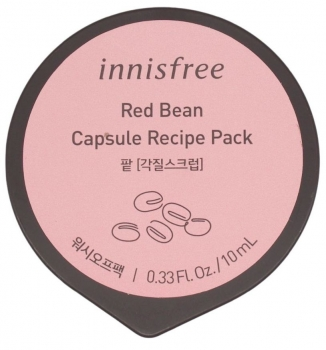 innisfree | Red Bean Capsule Recipe Pack Mini-Edition
