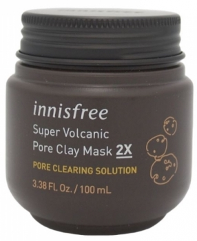innisfree | Super Volcanic Pore Clay Mask 2X