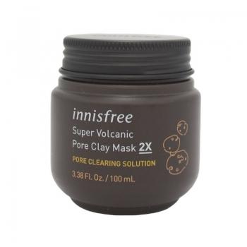 innisfree | Super Volcanic Pore Clay Mask 2X