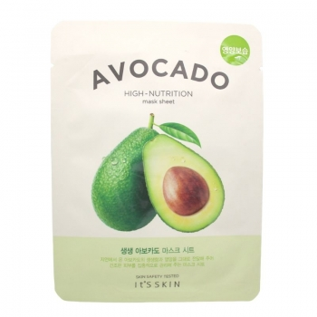 It's skin | The Fresh Mask Avocado