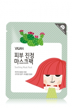 Yadah | Soothing Mask Pack