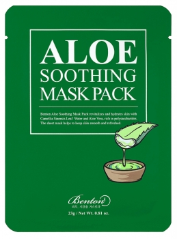 Benton | Aloe Soothing Mask Pack | Tuchmaske