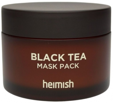 Tiegel heimisch Black Tea Mask Pack