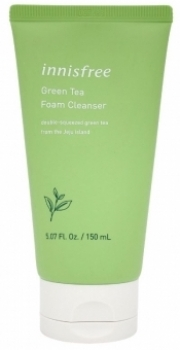 innisfree | Green Tea Foam Cleanser | Waschgel