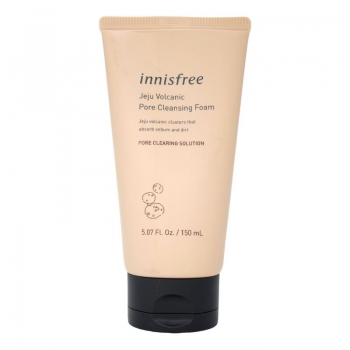 innisfree | Jeju Volcanic Pore Cleansing Foam (2019 NEW) | Waschgel