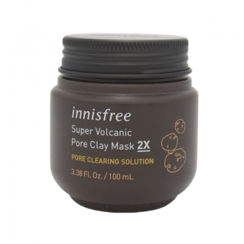 innisfree | Super Volcanic Pore Clay Mask 2X | Gesichtsmaske