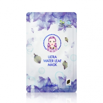 Á. by BOM | Ultra Water Leaf Mask