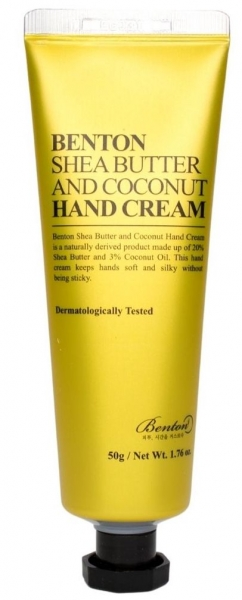 Benton | Shea Butter and Coconut Hand Cream