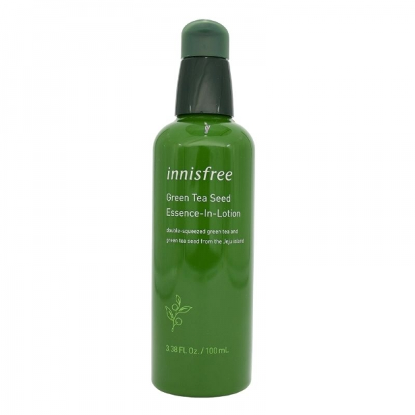 Koreanische Kosmetik von innisfree - Green Tea Seed Essence In Lotion