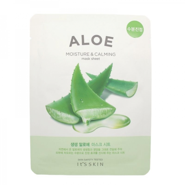 Korean Beauty von It's skin | Tuchmaske The Fresh Mask Aloe