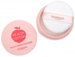 koreanische Make Up von SKINFOOD - SKINFOOD | Peach Cotton Multi Finish Powder